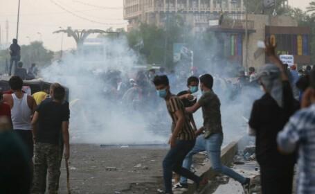 Confruntări violente în Irak. Amnesty International: \