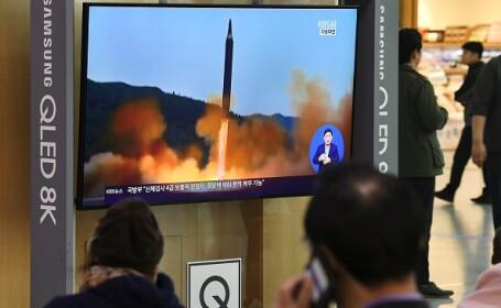 test balistic coreea de nord