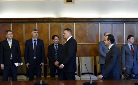 Klaus Iohannis, Ludovic Orban