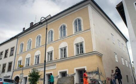 Casa natală a lui Adolf Hitler va deveni secţie de poliţie. Cui aparținea imobilul