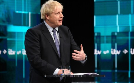 Cum a decurs prima dezbatere televizată dintre Boris Johnson și Jeremy Corbyn