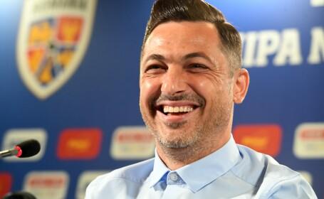 Ce spune Mirel Rădoi despre preluarea naționalei mari de fotbal a României