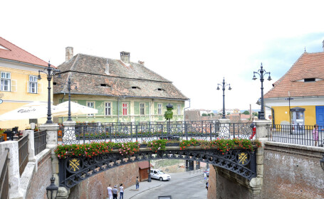 Sibiul ar putea deveni cea mai bună destinație turistică europeană din 2020