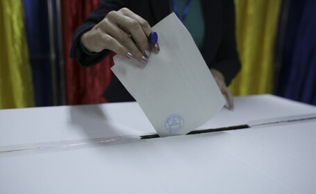 Buletinele de vot afișate în secțiile din Mureș, înlăturate. Anunțul făcut de BEJ