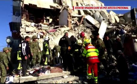 cutremur Albania