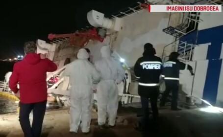 Șeful ANSVSA, demis de Orban. După moartea celor 14.000 de oi din portul Midia, România încă expostă animale vii