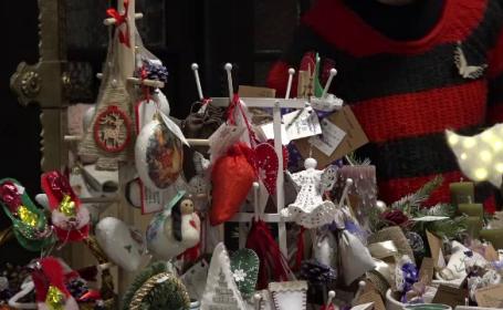 Târgul-caravană de Crăciun a pornit prin Transilvania. Orașele prin care va trece