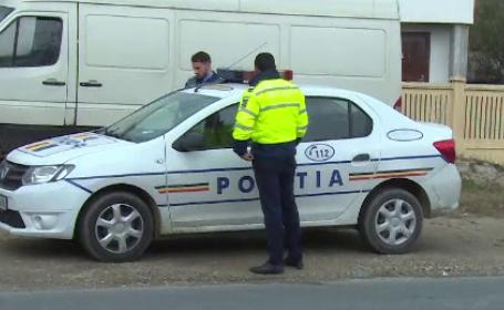 Polițist din Satu Mare, arestat după ce a fost prins beat la volan. Ce alcoolemie a avut