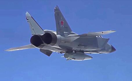 Rusia a testat o rachetă \