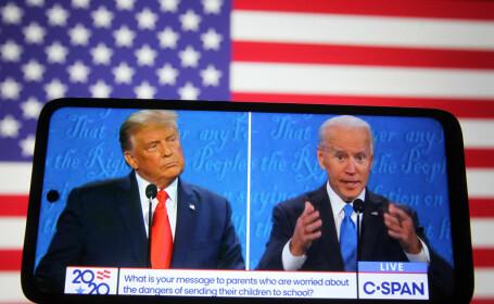 Alegeri SUA 2020. Donald Trump vs Joe Biden. Campania electorală, pe ultima sută de metri