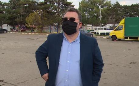 Un bărbat din Galați a fost informat prin SMS că are Covid-19, deși nu și-a făcut testul