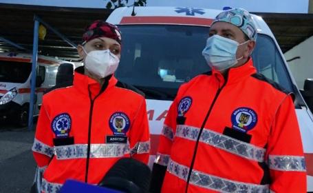 Ambulanța: Numărul angajaților crește cu 1.000, sporul Covid de 25% se acordă de la 1 noiembrie