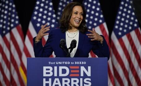Cine e Kamala Harris, prima femeie vicepreședinte al Statelor Unite