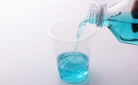 Apa de gură ar putea fi un instrument cheie în lupta împotriva coronavirusului
