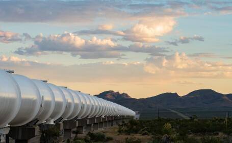 Experiment reușit în deșertul Nevada. Doi oameni au parcurs 500 de metri în 15 secunde
