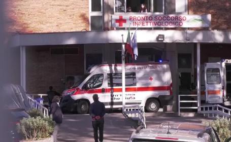 Situație dramatică în Europa. Pacient: \