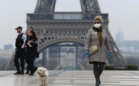 Epidemiolog: Franța este pe cale să învingă valul doi al pandemiei