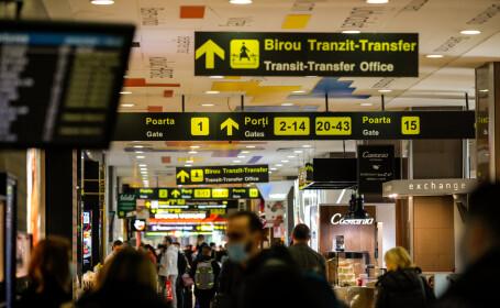 Cum va afecta carantina zonală din Otopeni accesul călătorilor pe Aeroportul Henri Coandă