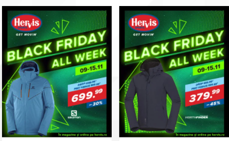Black Friday Hervis