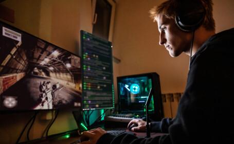 Tot mai mulți români se refugiază în jocurile video pe timp de pandemie. Ce spun cifrele