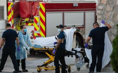 Peste 2.400 de morţi în 24 de ore în Statele Unite, cel mai ridicat bilanţ în şase luni