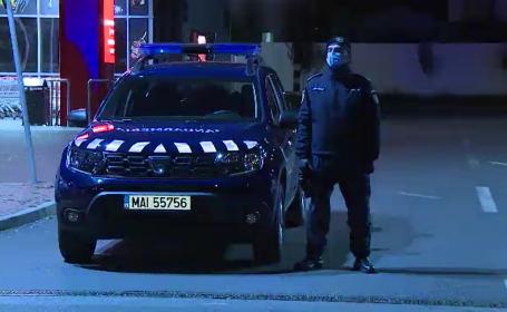 Un bărbat a căzut din picioare la protestele din Botoșani. Medicii au stabilit că era intoxicat cu alcool