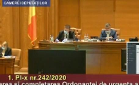 parlamentari inactivi