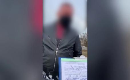 Un polițist din Constanța, amenințat de un om de afaceri, supărat că a fost tras pe dreapta