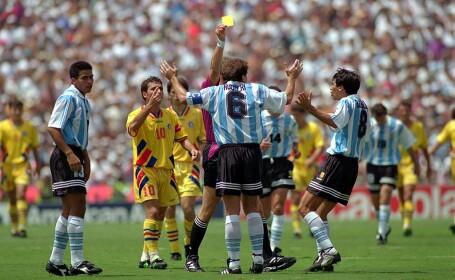 România - Argentina