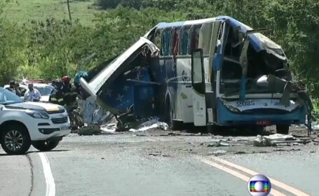 autobuz accident brazilia