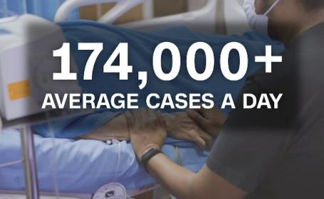 O persoană moare de Covid-19 în Statele Unite la fiecare 40 de secunde