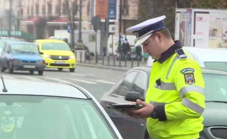 Un bărbat fără permis, din Galați, a fost depistat la volanul unui autoturism radiat din circulaţie de 7 ani