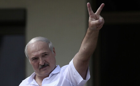 Aleksandr Lukașenko