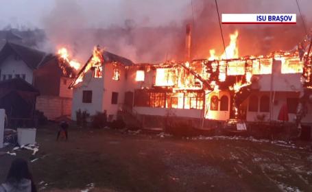 Incendiu moieciu de Sus