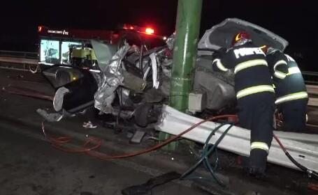 Caz bizar în Suceava. Cum a produs un șofer un accident cu 2 morți deși era la zeci de kilometri distanță
