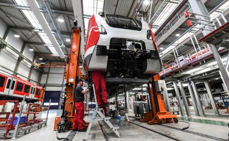 Stanciu (Alstom): Bucureştiul va avea trenuri de metrou similare celor din Sydney