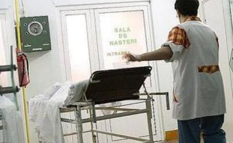 asistenta, spital, targa