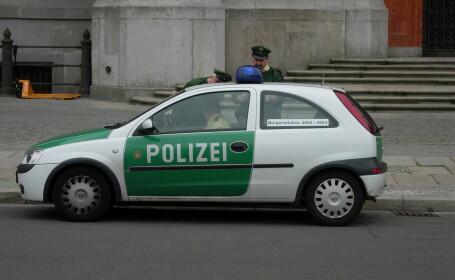 Germania: un barbat furios pe un taximetrist i-a taiat acestuia degetul