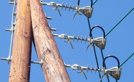 Stalp de electricitate