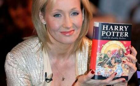 JK Rowling: \