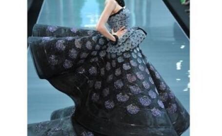 John Galliano saptamana modei