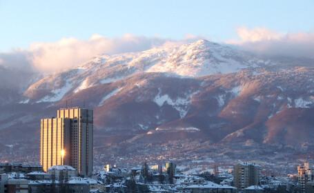 Bulgaria: Zeci de turisti, blocati in masini din cauza ninsorii puternice