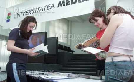 Au inceput cursurile la Universitatea Media