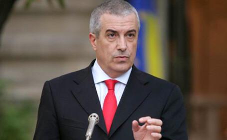 Tariceanu: PNL risca sa fie sanctionat la vot daca va sustine majorari de taxe