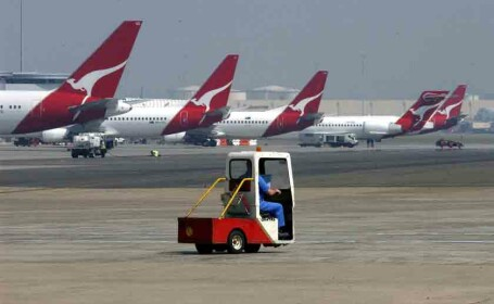 Momente de groaza la bordul unui avion al companiei Qantas