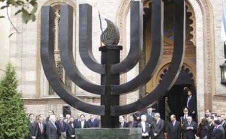 Targumuresenii au sarbatorit Holocaustul