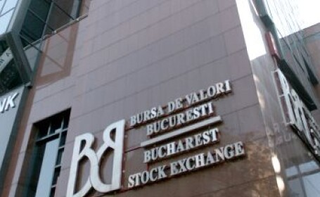 BVB o ia la vale: scadere de 6% la deschiderea sedintei de luni