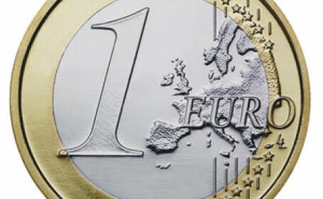 Curs BNR: 3,95 lei/euro. La casele de schimb, euro a sarit de 4 lei