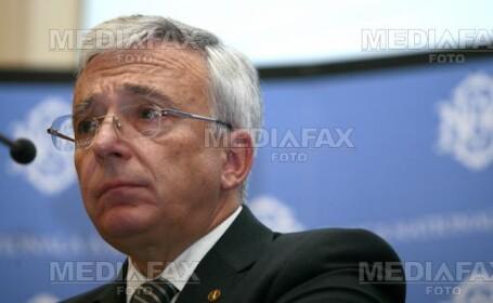 Isarescu: Romania nu ar trebui sa se teama de efectele crizei economice