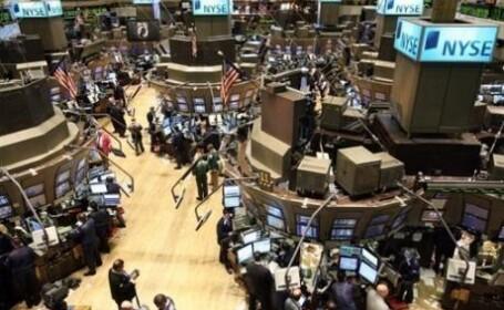 Bursele americane isi accentueaza declinul